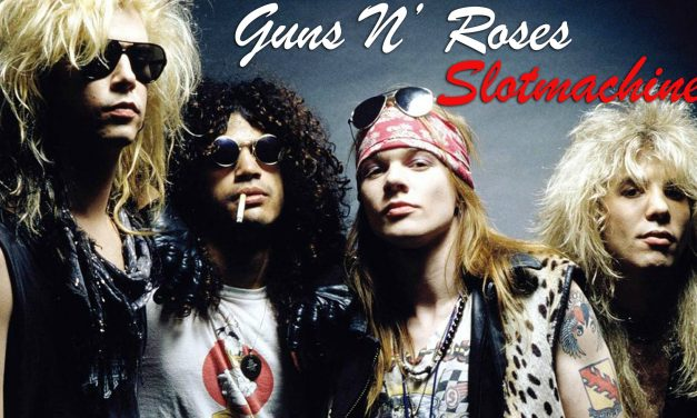 Over Guns N' Roses slotmachine