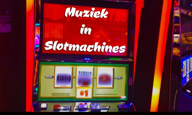 Over muziek in slotmachines