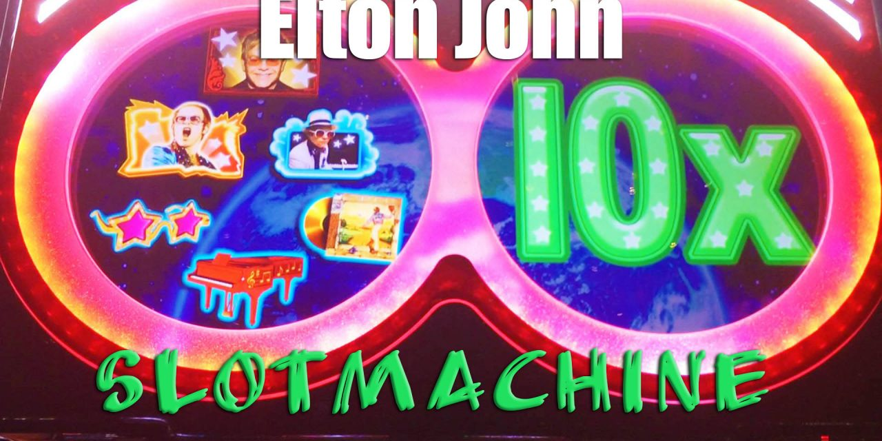Over Elton John Slotmachine