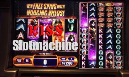 Over KISS Slotmachine