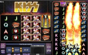 KISS Slotmachine